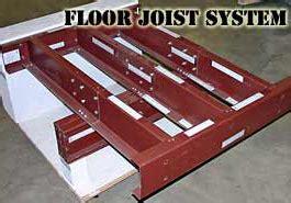 steel floor joists lookup beforebuying