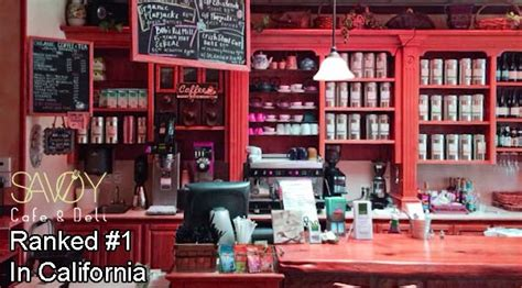 Coffee fans with an interest in slightly upscale coffee shops may appreciate the aesthetic of ipsento 606. The Best Coffee Shop In California Ranked - 2017