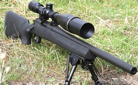 Remington 700 SPS Tactical .308