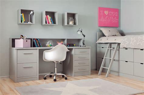 chambre bureau chambre enfant bahia block avec bureau pour enfant