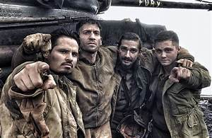 'Fury' is one of the best movies of the year - The AP Party