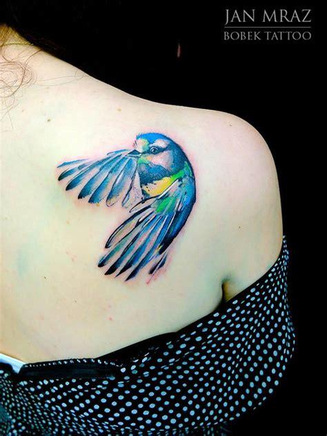 cute birds tattoos ideas