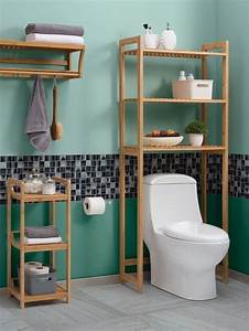 38, Best, Small, Bathroom, With, Storage, Design, To, Maximize