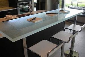 Ultimate Luxury Touch Kitchen Decor Glass Countertop Best Glass Kitchen Countertops