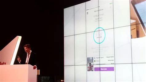 service vodafone bringt videochat  die kunden app