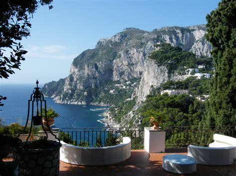 Most Beautiful Islands Italian Islands Capri