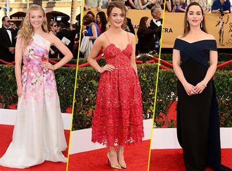 Photos : Natalie Dormer, Maisie Williams, Emilia Clarke ...