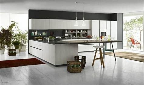cuisine moderne design italienne focus sur la cuisine italienne