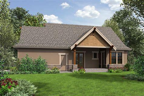plan jd high  craftsman getaway   house plans   cottage house plans
