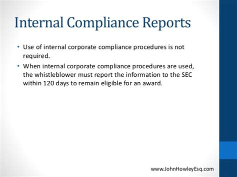 sec form tcr whistleblowers on wall street a guide to sec