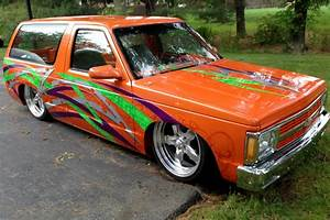 1989 CHEVROLET S-10 CUSTOM BLAZER