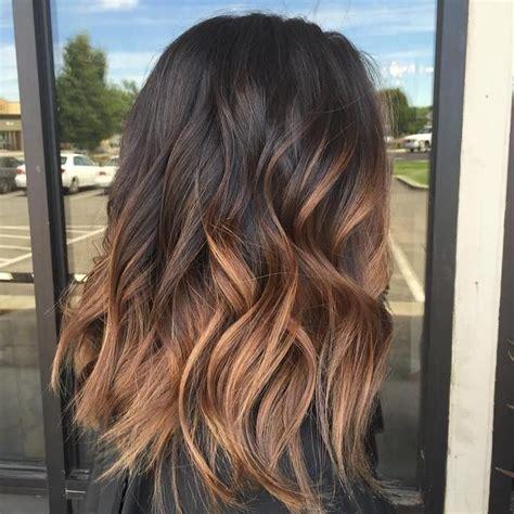 braune haare ombre 724 besten haarfarbe bilder auf frisuren augenfarbwechsler und braunrote haare