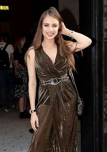 Xenia Tchoumitcheva – Warner Music and GQ Summer Party in ...