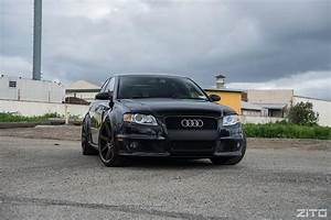 Audi B7 Tuning : dezent audi a4 b7 rs4 auf eleganten zito zs07 felgen ~ Kayakingforconservation.com Haus und Dekorationen