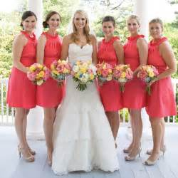 wedding bridesmaid coral bridesmaid dresses coral bridesmaid dresses