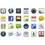 Android Icons App Icon Application Samsung Alpha