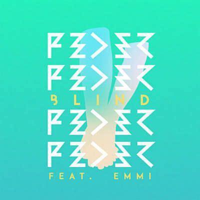 feder blind feat emmi  album cover beatport