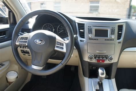 2012 subaru outback interior 2012 outback red gallery