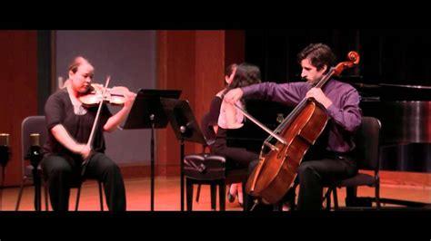 Saint-saens, Piano Trio No. 1