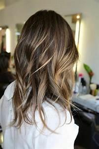 Faire Un Balayage : faire un balayage sur cheveux brun cpmusy ~ Melissatoandfro.com Idées de Décoration