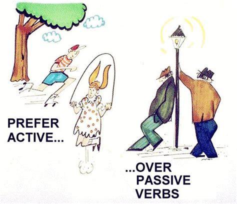 author donya lynne passive voice  passive verbs