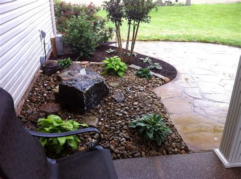 triyae backyard water features for small yards