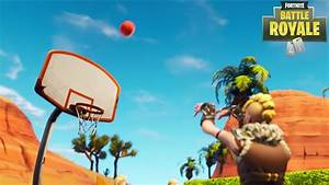 All The 39Basketball Hoop39 Locations In Fortnite Dexerto