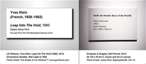 image result  art museum exhibit labels art ideas