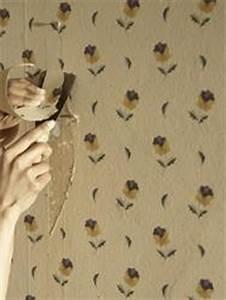 Décollage Papier Peint : d coller du papier peint ooreka ~ Dallasstarsshop.com Idées de Décoration