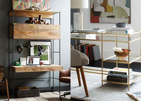 amazing desks   masculine home office
