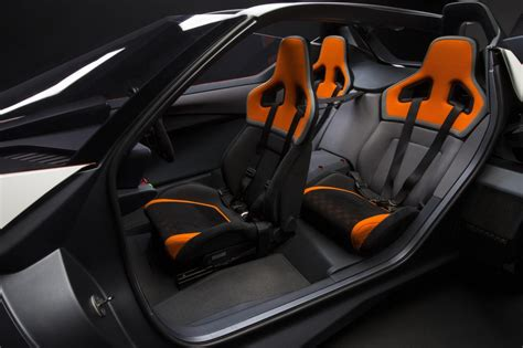 Nissan Reveals Updated Bladeglider Concept Performancedrive
