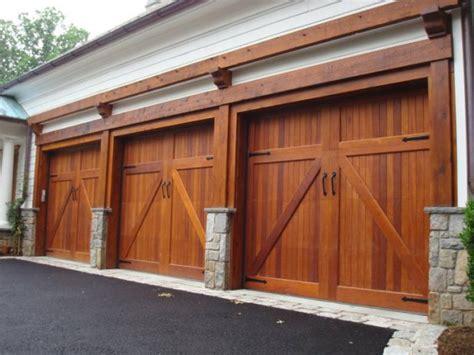build a garage door how to build wooden garage doors plans free