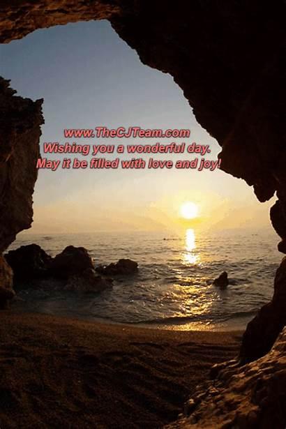 Wishing Wonderful Morning Than