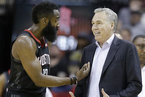 Mike D'Antoni: James Harden 'Rusty for About 30 Seconds ...