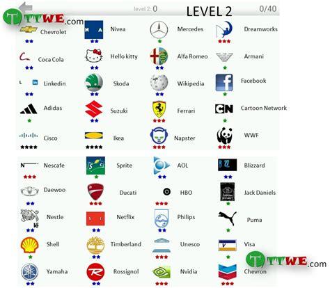 image gallery logo answers level 2