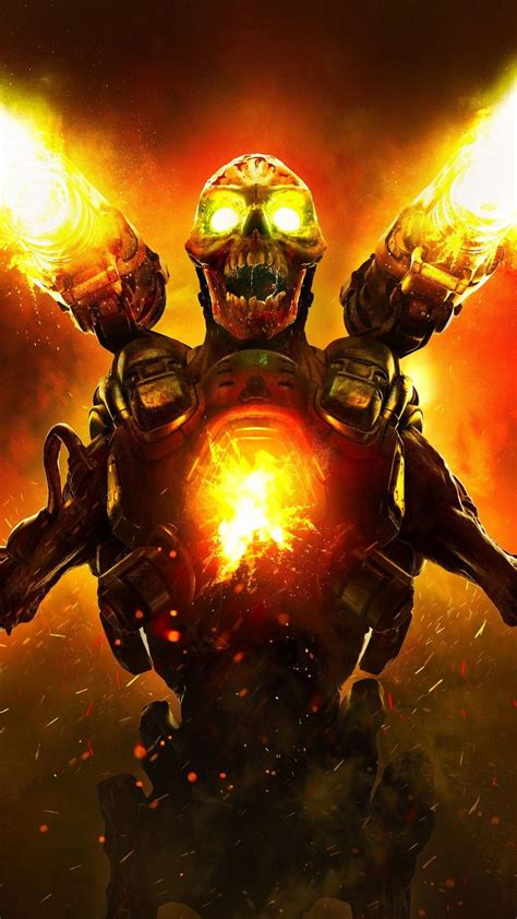 Start your search now and free your phone. Doom Eternal iPhone Wallpapers - Wallpaper Cave