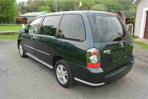 sell used 2004 mazda mpv lx in 95 loop rd centerville ohio united states for us 5 499 00 buy used 2004 mazda mpv lx no reserve in windber pennsylvania united states