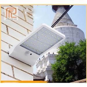 Lampe Extérieure Sans Fil : lampe solaire 36 led sans fil tanche avec d tecteur de ~ Dailycaller-alerts.com Idées de Décoration