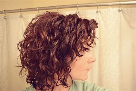 1000+ Ideas About Fine Curly Hairstyles On Pinterest