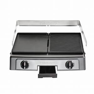 Plancha Electrique Avec Couvercle : plancha barbecue pl50e electr multif acier bross 51 2x43 ~ Premium-room.com Idées de Décoration