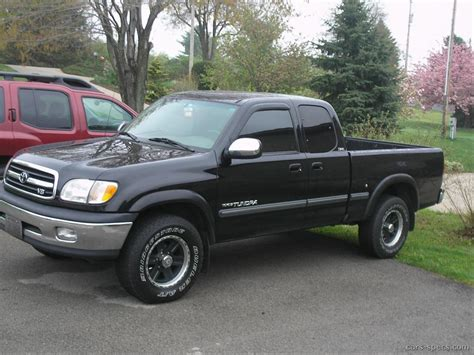 2002 Toyota Tundra Mpg by 2002 Toyota Tundra Access Cab Specifications Pictures Prices