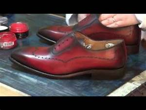Cirer Des Chaussures : cirer cr mer des chaussures en cuir chaussures patines youtube ~ Dode.kayakingforconservation.com Idées de Décoration
