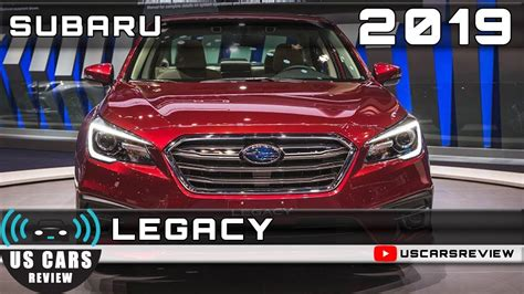 2019 Subaru Legacy Review by 2019 Subaru Legacy Review