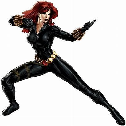 Widow Avengers Marvel Portrait Alliance Wiki Comic