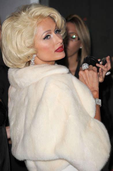 More Pics of Paris Hilton Fur Coat (26 of 51)   Fur Coat