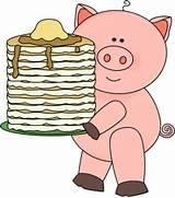 Pancakes Clipart