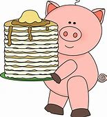 Image result for pancake clip art