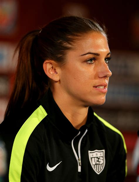 alex morgan fifa womens world cup  news conference