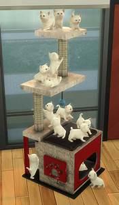 ts 2 to 4 stroda cat condo simsworkshop