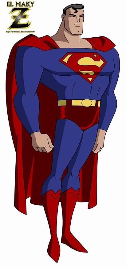 Superman Jlu Maky El Deviantart Comics Deviant